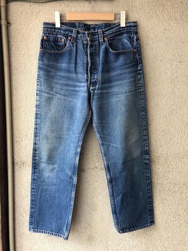 Levi\'s 501 MADE IN USA_c0146178_14114834.jpg