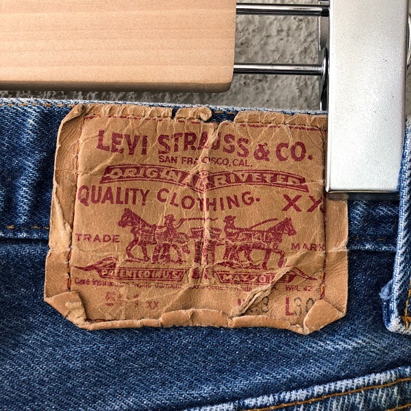 Levi\'s 501 MADE IN USA_c0146178_14130609.jpg