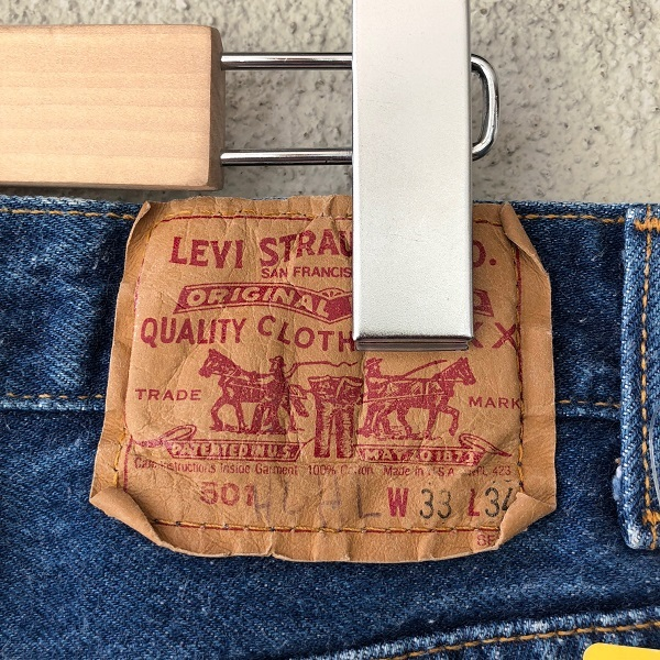 Levi\'s 501 MADE IN USA_c0146178_14222192.jpg