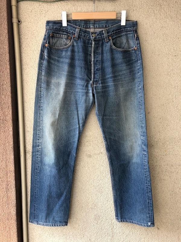 Levi\'s 501 MADE IN USA_c0146178_14235497.jpg