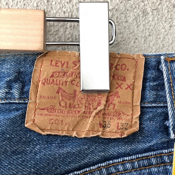 Levi\'s 501 MADE IN USA_c0146178_14241199.jpg
