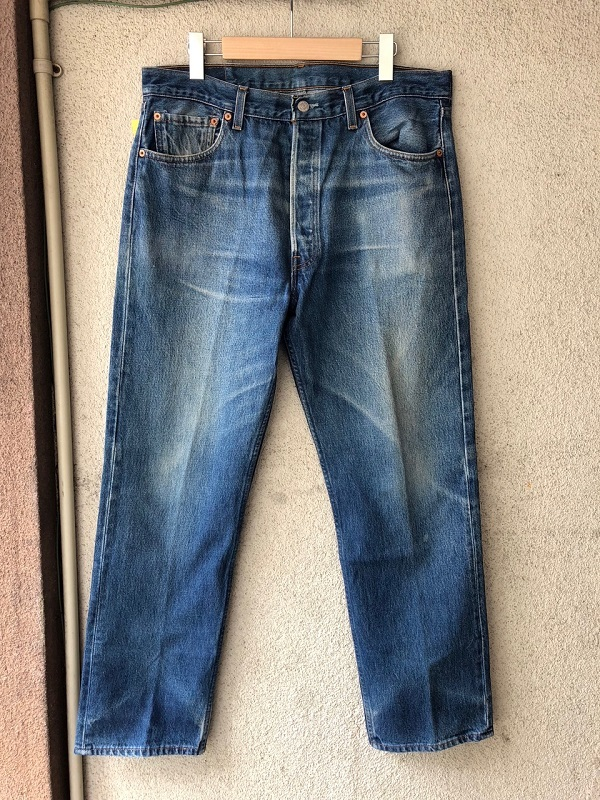 Levi\'s 501 MADE IN USA_c0146178_14243524.jpg