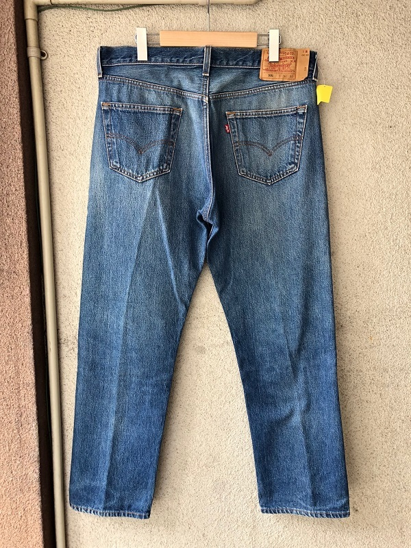 Levi\'s 501 MADE IN USA_c0146178_14253804.jpg