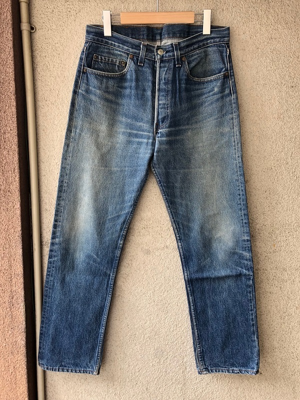 Levi\'s 501 MADE IN USA_c0146178_14265988.jpg
