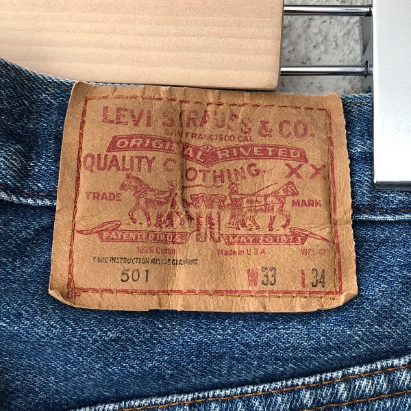 Levi\'s 501 MADE IN USA_c0146178_14271971.jpg