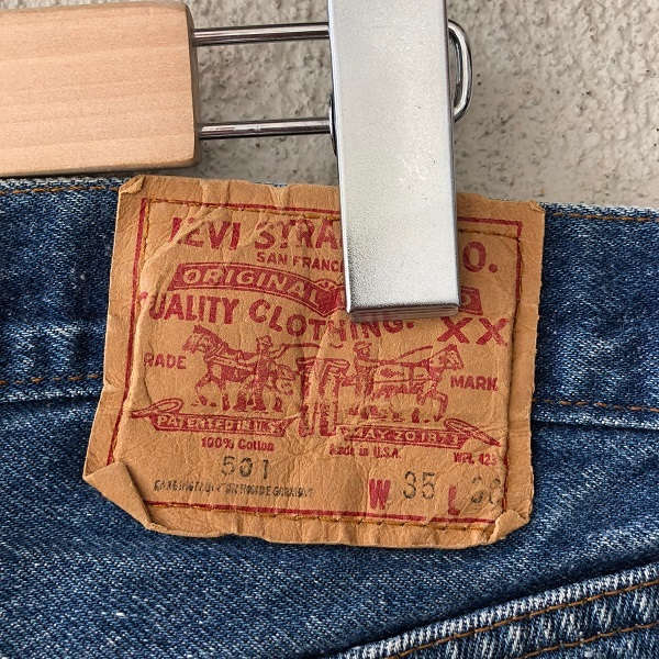 Levi\'s 501 MADE IN USA_c0146178_14280655.jpg