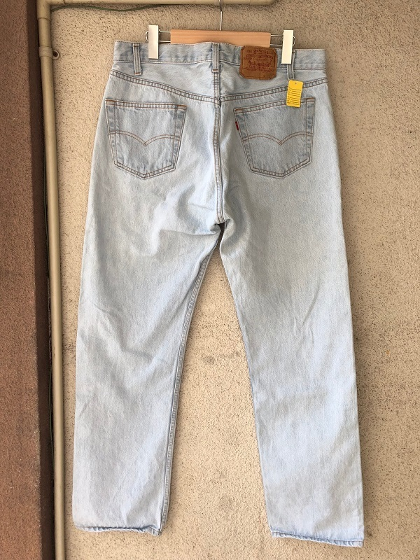Levi\'s 501 MADE IN USA_c0146178_16273656.jpg