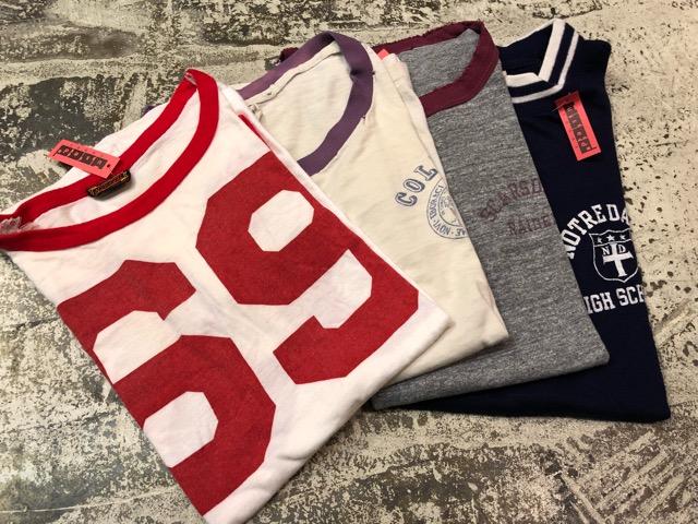 8月1日(水)大阪店ヴィンテージ入荷日!!#6 VintageT-Shirt&S/S Sweat編!Champion、AKOM!!_c0078587_2411138.jpg