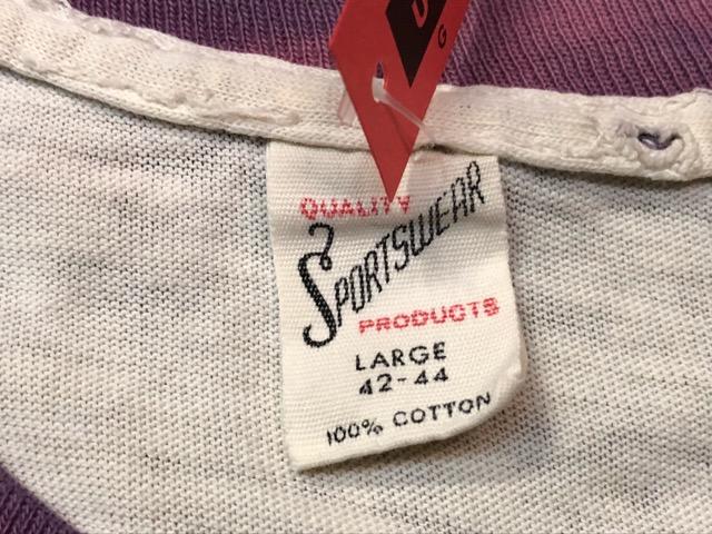 8月1日(水)大阪店ヴィンテージ入荷日!!#6 VintageT-Shirt&S/S Sweat編!Champion、AKOM!!_c0078587_242189.jpg