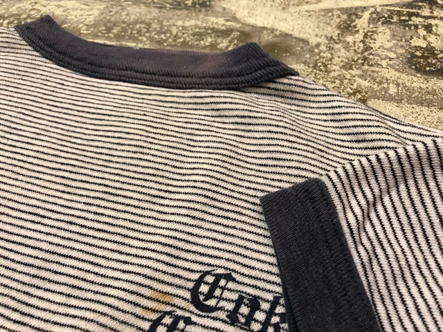 8月1日(水)大阪店ヴィンテージ入荷日!!#6 VintageT-Shirt&S/S Sweat編!Champion、AKOM!!_c0078587_2464778.jpg