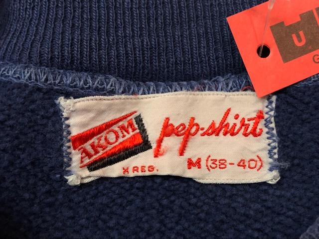 8月1日(水)大阪店ヴィンテージ入荷日!!#6 VintageT-Shirt&S/S Sweat編!Champion、AKOM!!_c0078587_2475560.jpg