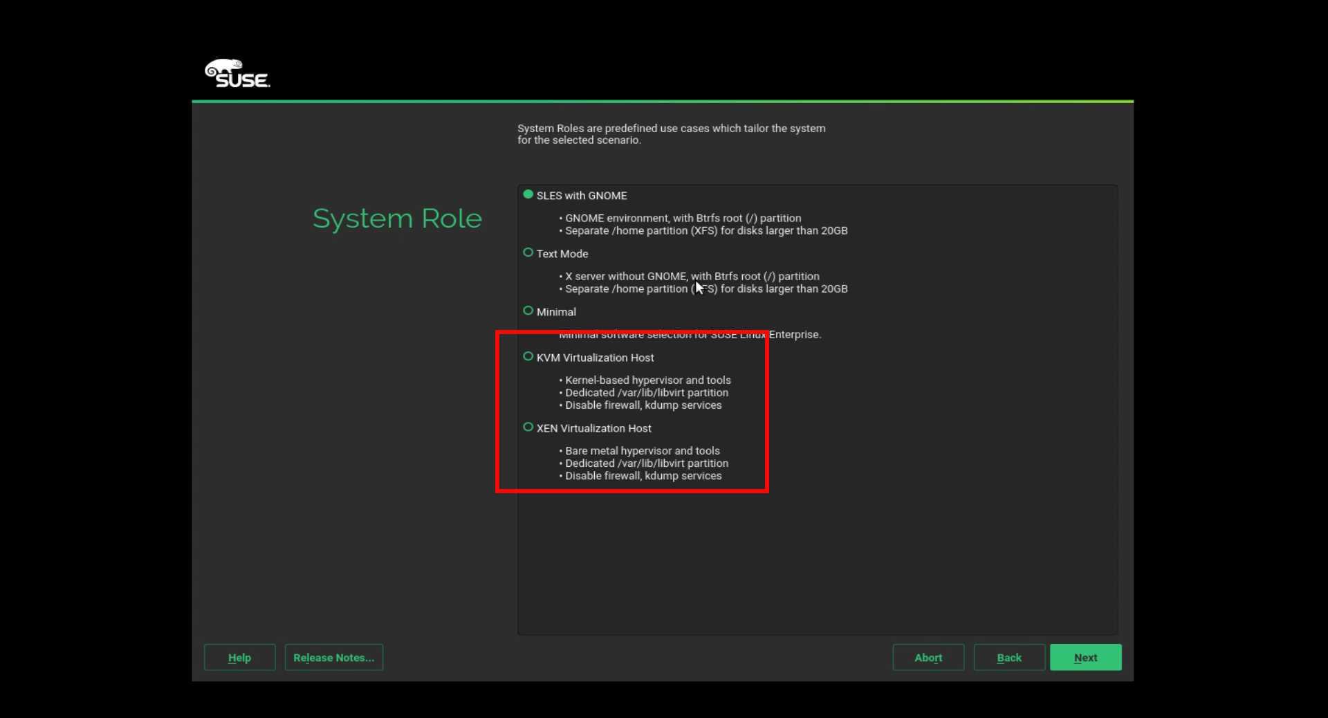 SUSE Linux 15 (SLES15) でKVM/XEN仮想環境をインストール。_a0056607_16400386.jpg