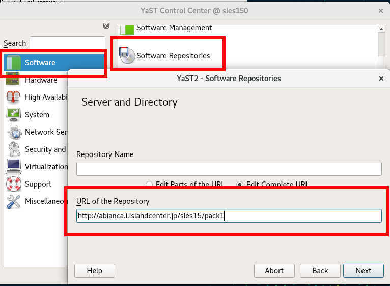 SUSE Linux 15 (SLES15) でKVM/XEN仮想環境をインストール。_a0056607_16440778.jpg