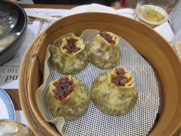 小籠包のおいしい中華レストラン El Bund_b0064411_00512531.jpg