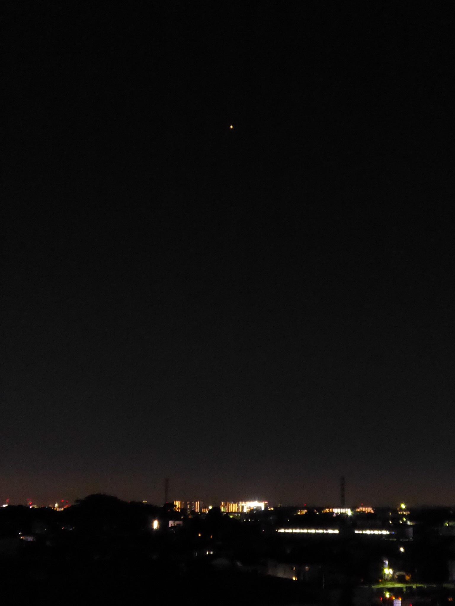 火星最接近の夜_a0050728_05581227.jpeg