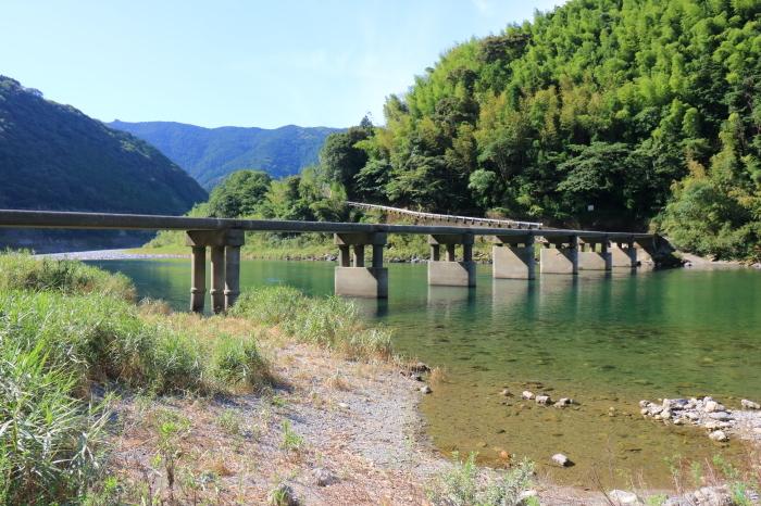 【浅尾沈下橋】四国旅行 - 7 -_f0348831_03573162.jpg