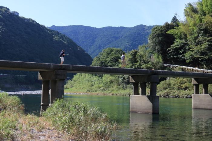 【浅尾沈下橋】四国旅行 - 7 -_f0348831_03582661.jpg