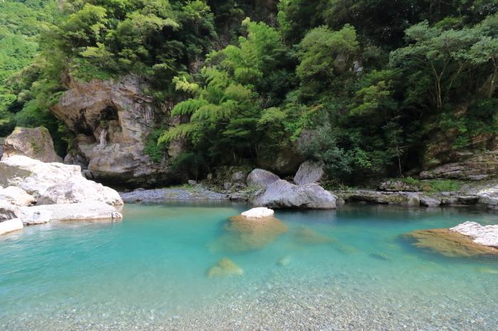 【中津渓谷】四国旅行 - 8 -_f0348831_04261062.jpg
