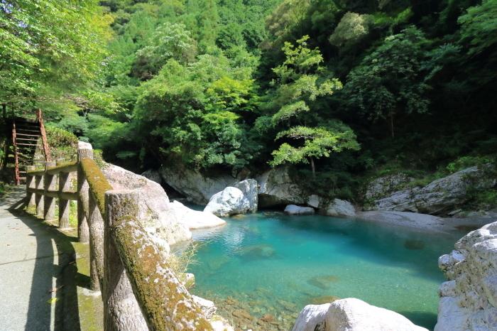 【中津渓谷】四国旅行 - 8 -_f0348831_04271272.jpg