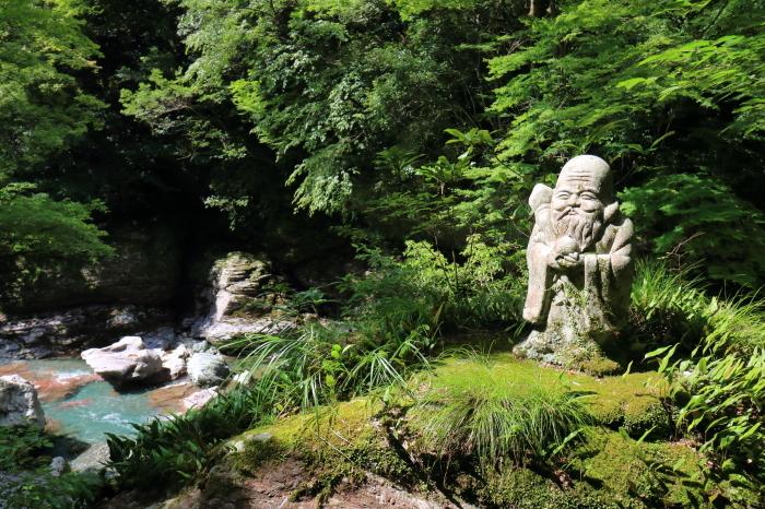 【中津渓谷】四国旅行 - 8 -_f0348831_04292868.jpg
