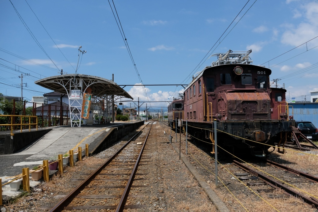 岳南鉄道 ロケハンツーリング_f0050534_16192682.jpg