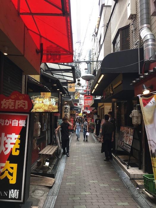 鶴橋で焼肉冷麺!_e0359436_10453796.jpg