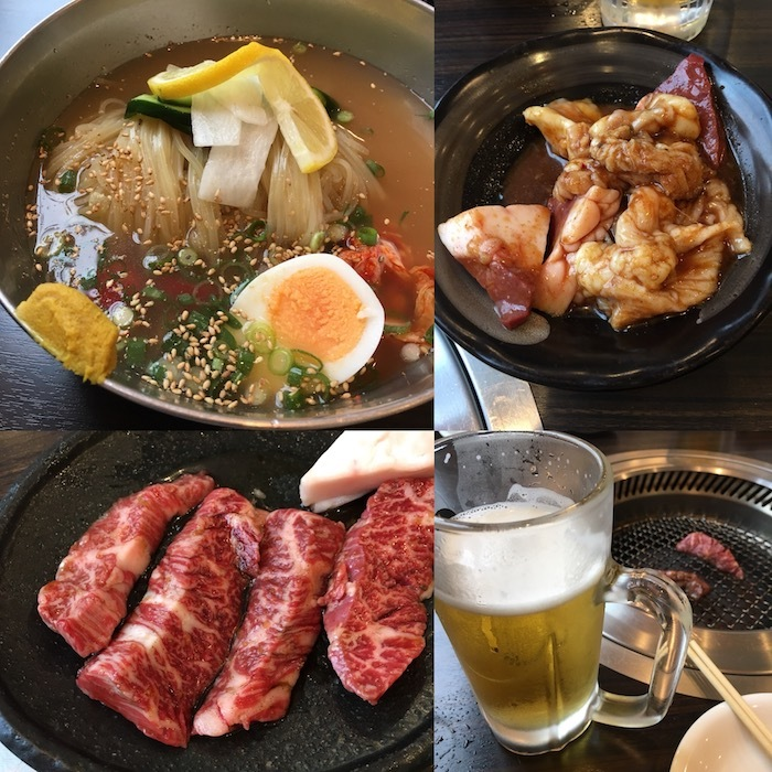 鶴橋で焼肉冷麺!_e0359436_10454463.jpg