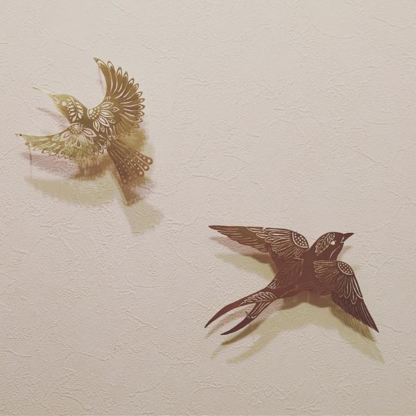 羽ばたく鳥達_a0169145_16415342.jpg