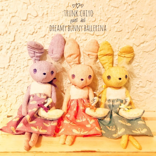 *販売開始8/4〜(7/31〜8/19)DreamyBallerina@JunieMoon代官山_f0223074_15292265.jpg
