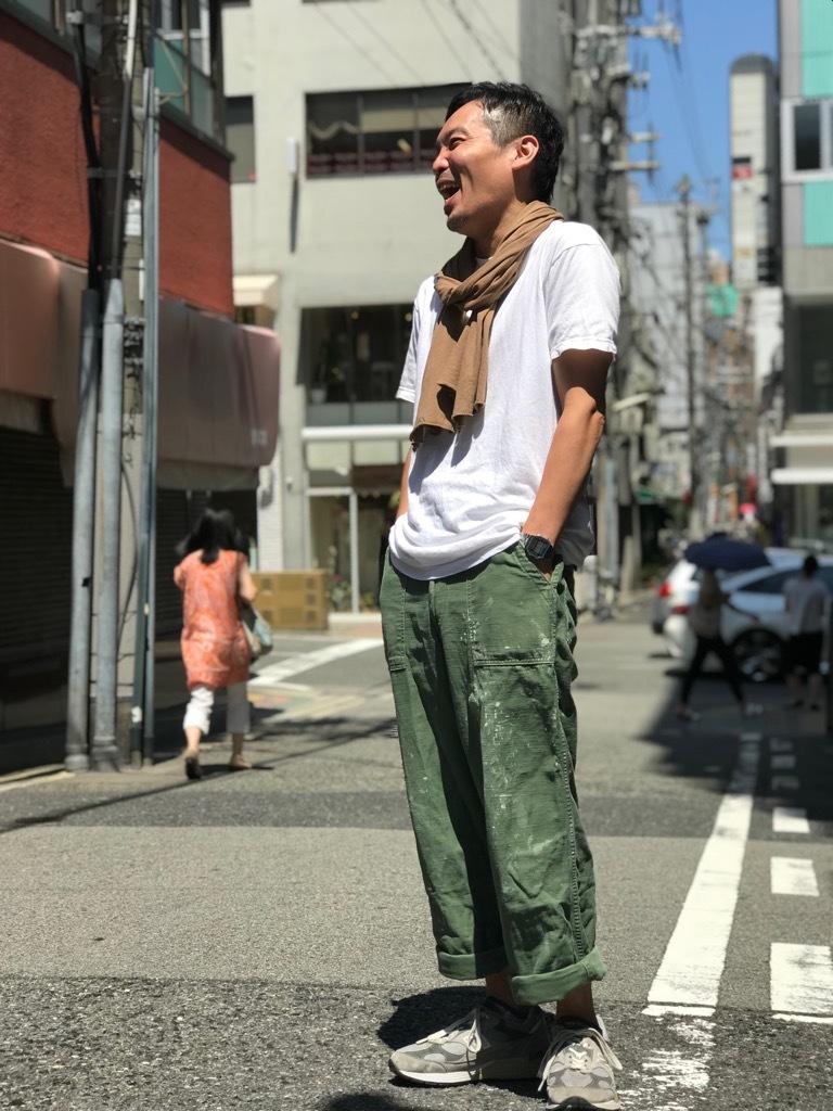 一度は試しておきたい、このパンツ! (T.W.神戸店)_c0078587_14581185.jpg