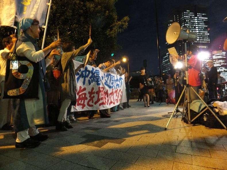7.30官邸前緊急抗議行動に450人!_d0391192_21152130.jpg