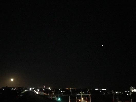 天文台で火星を観る_c0203401_12561877.jpg