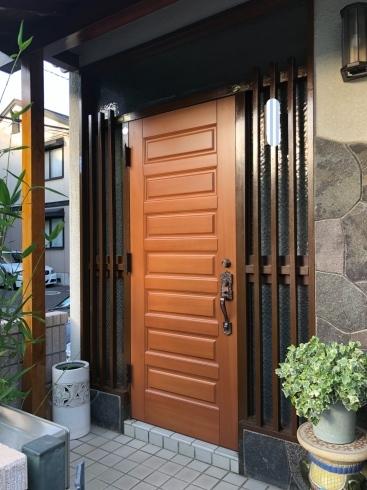 玄関ドア交換_f0140817_16113275.jpeg