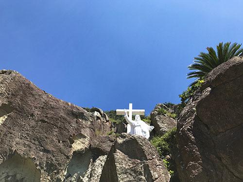 長崎&五島列島2017/上五島1 キリシタン洞窟クルーズ_b0035734_17054994.jpg