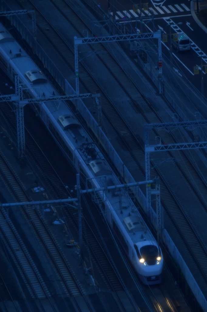 夜鉄 Tokyo_f0050534_08562546.jpg