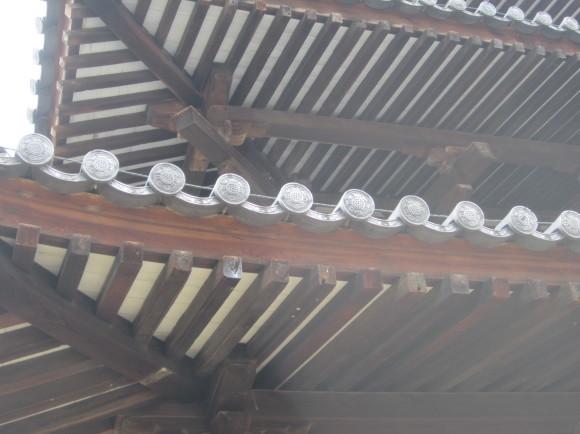 法起寺式と呼ばれる飛鳥時代の寺・法起寺_a0237545_09490475.jpg