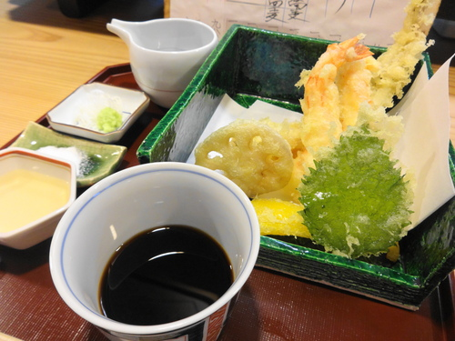 大阪 「手打ち蕎麦割烹 喜心」_d0113851_8364616.jpg