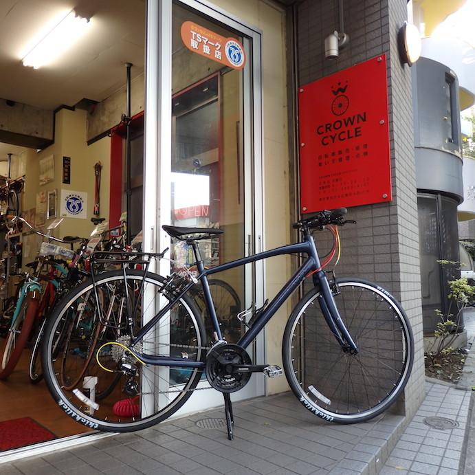 ウーバーイーツにこんな自転車いかが? & 8月の臨時休業のご案内_c0316555_16003437.jpg