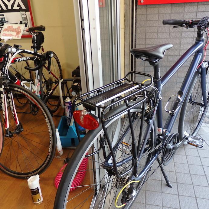 ウーバーイーツにこんな自転車いかが? & 8月の臨時休業のご案内_c0316555_16074626.jpg