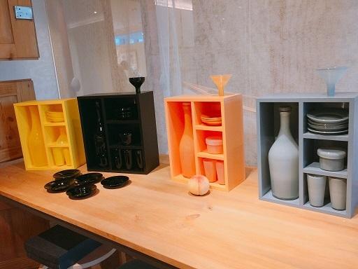 色のある暮らし ガラスと鍋_b0060363_10495217.jpg