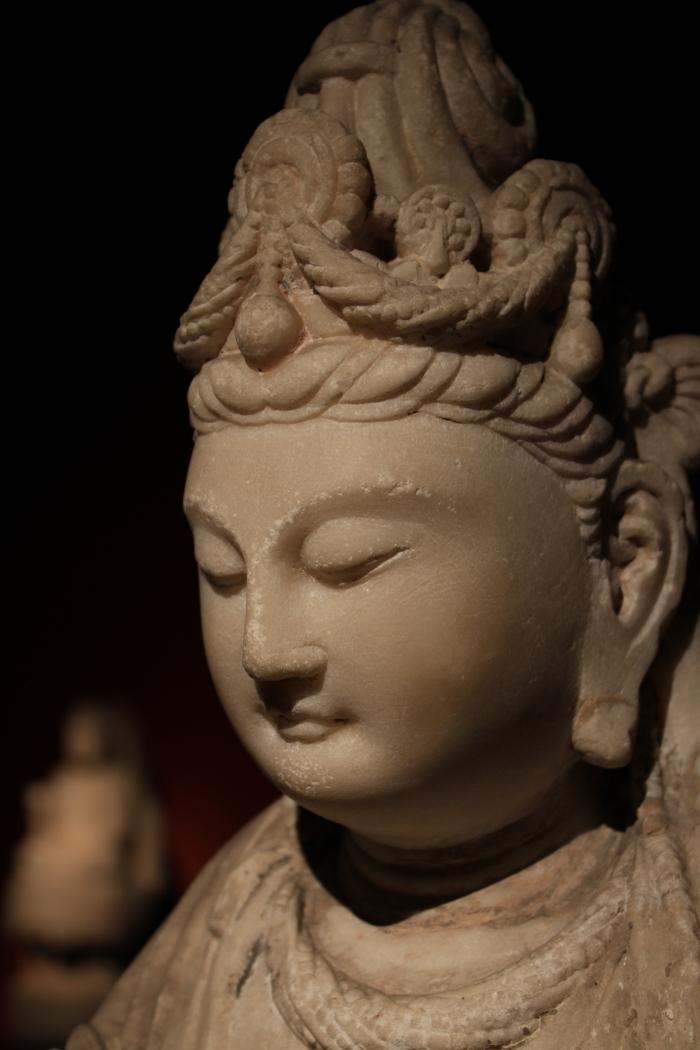 上海博物館の仏像_f0149885_17522046.jpg