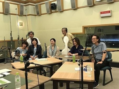 NHKで2つの番組収録_a0155408_09572115.jpg