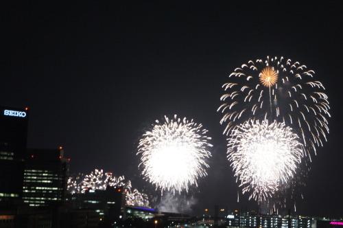 【花火 夏のお食事】_f0215714_16491945.jpg