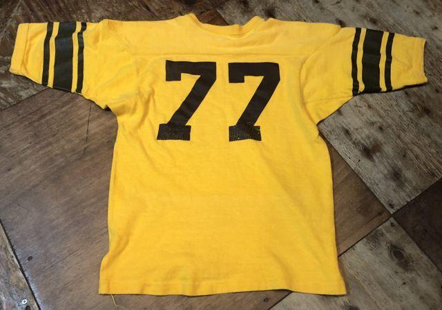 8月4日(土)入荷!70s フットボールTシャツ!_c0144020_13384563.jpg
