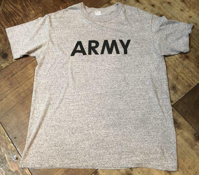 8月4日(土)入荷!80s チャンピオン トリコタグ U.S ARMY Tシャツ!_c0144020_14243951.jpg