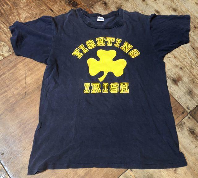 8月4日(土)入荷!70s チャンピオン バータグ 三つ葉のクローバーIRISH FITING Tシャツ!_c0144020_14293571.jpg