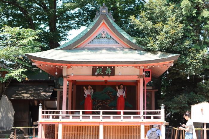 【川越氷川神社】縁結び風鈴♪_f0348831_05151562.jpg