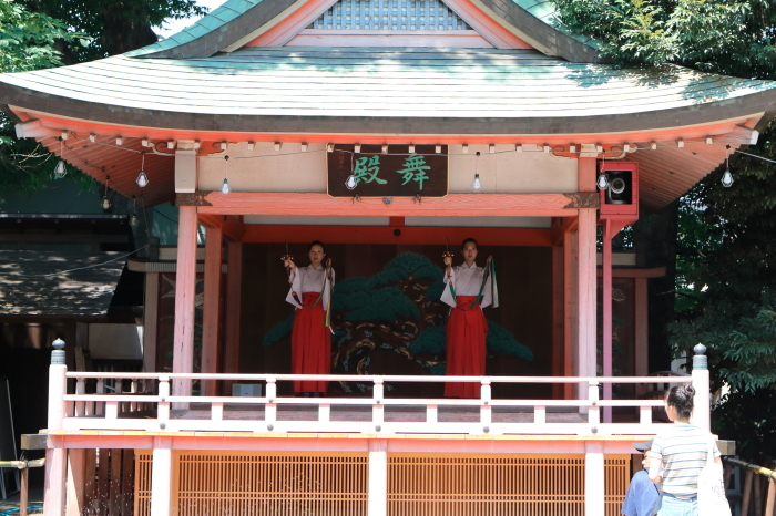 【川越氷川神社】縁結び風鈴♪_f0348831_05151616.jpg