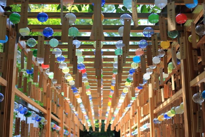 【川越氷川神社】縁結び風鈴♪_f0348831_05155119.jpg