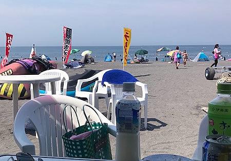 夏はやっぱり海だね!!_e0362456_15014066.jpg